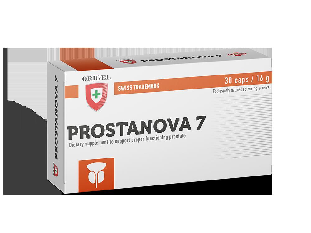 Prostatitis kapszulák)
