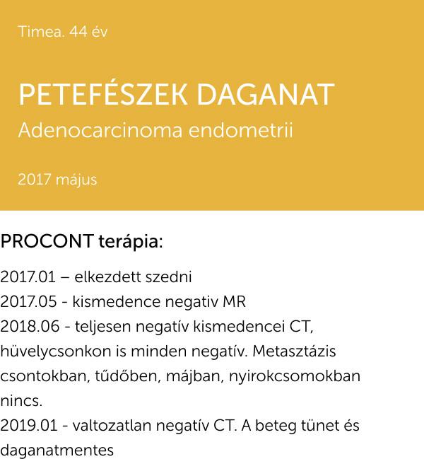PETEFÉSZEK DAGANAT 1