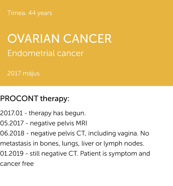 OVARIAN CANCER 1