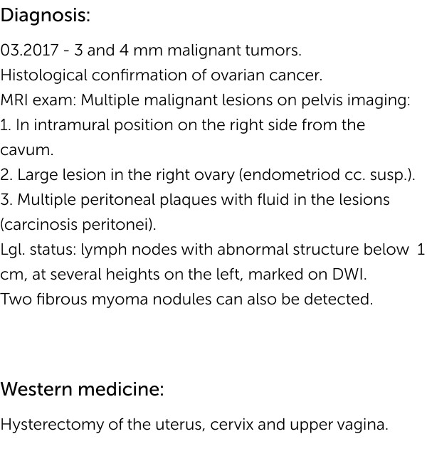 OVARIAN CANCER 3